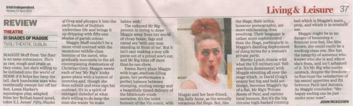 Irish Independent Review