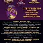 Auditions - 7th June 2015