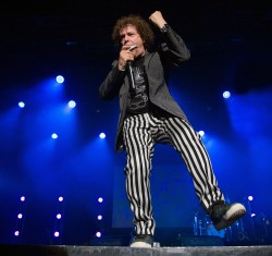 Leo Sayer – Live in Concert – 2017 at the Pavilion Theatre, Glasgow