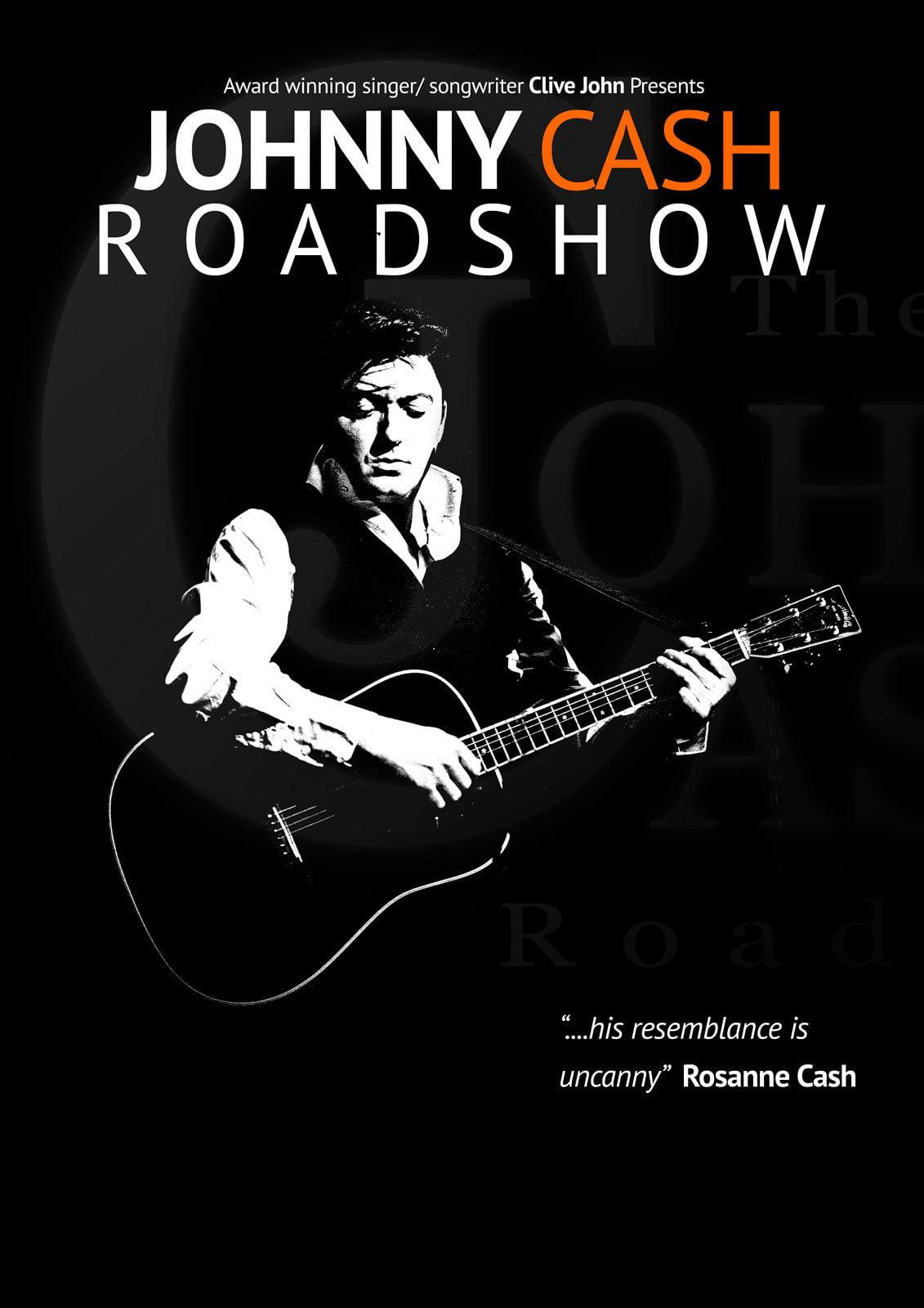 Johnny Cash Roadshow Tour