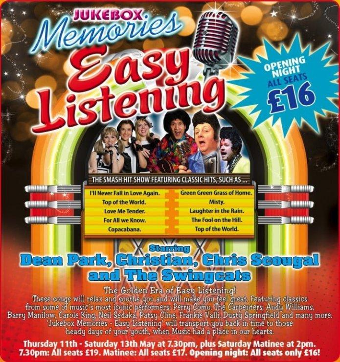 Jukebox Memories: Easy Listening - CLICK FOR MORE INFO!