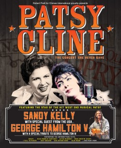 The Patsy Cline Show at the Pavilion Theatre, Glasgow