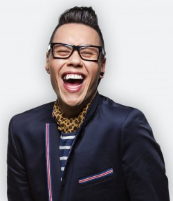 Gok Wan: Naked & Bearing All at the Pavilion Theatre, Glasgow