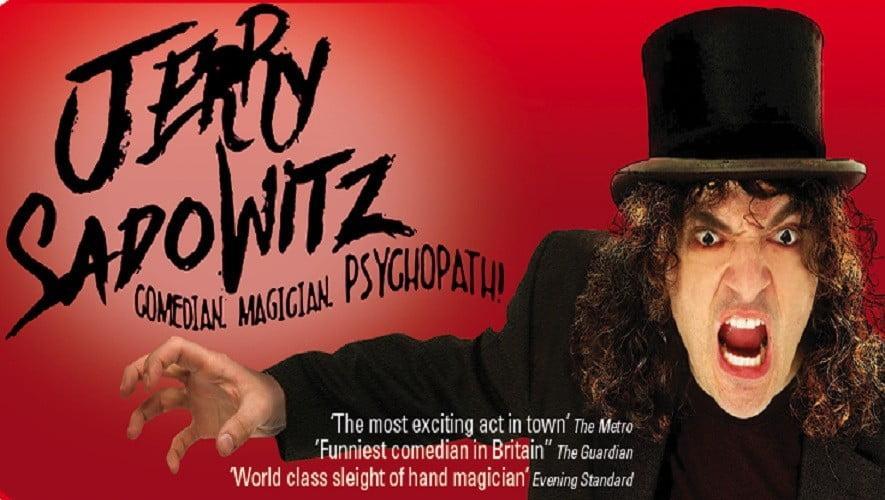 Jerry Sadowitz