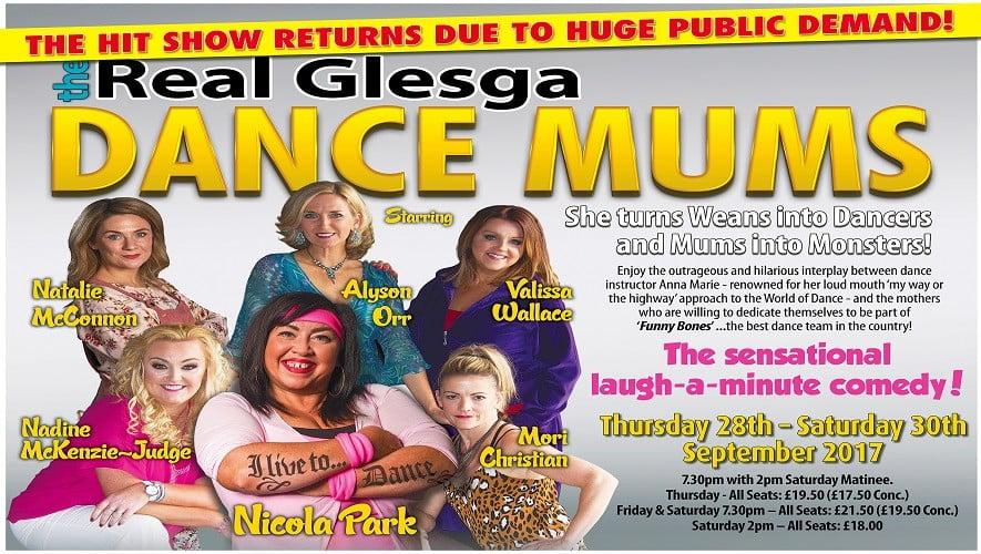 The Real Glesga Dance Mums