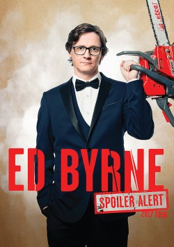 Ed Byrne: Spoiler Alert  at the Pavilion Theatre, Glasgow