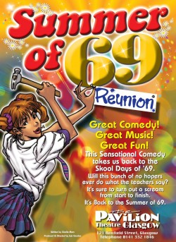 Summer of 69 at the Pavilion Theatre, Glasgow