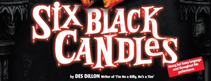 Six Black Candles - CLICK FOR MORE INFO!
