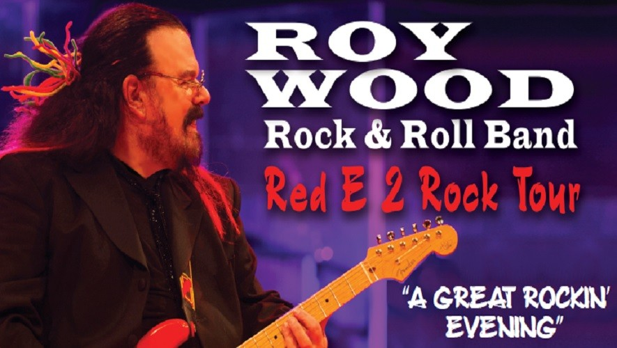 Roy Wood Rock & Roll Band – Red E 2 Rock Tour