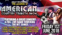 Legends of American Country Tribute Show - CLICK FOR MORE INFO!