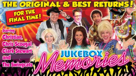Jukebox Memories – Show Cancelled