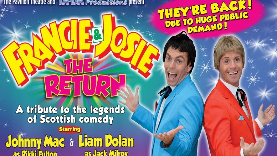 The Return of Francie & Josie – NEW DATE