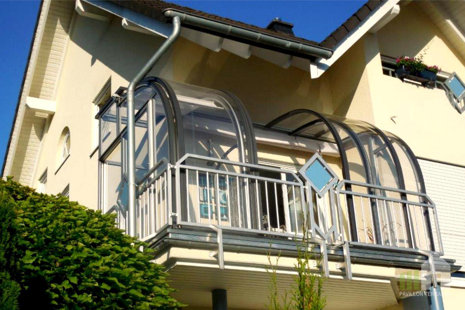 abris de terrasse balcon pour amenager