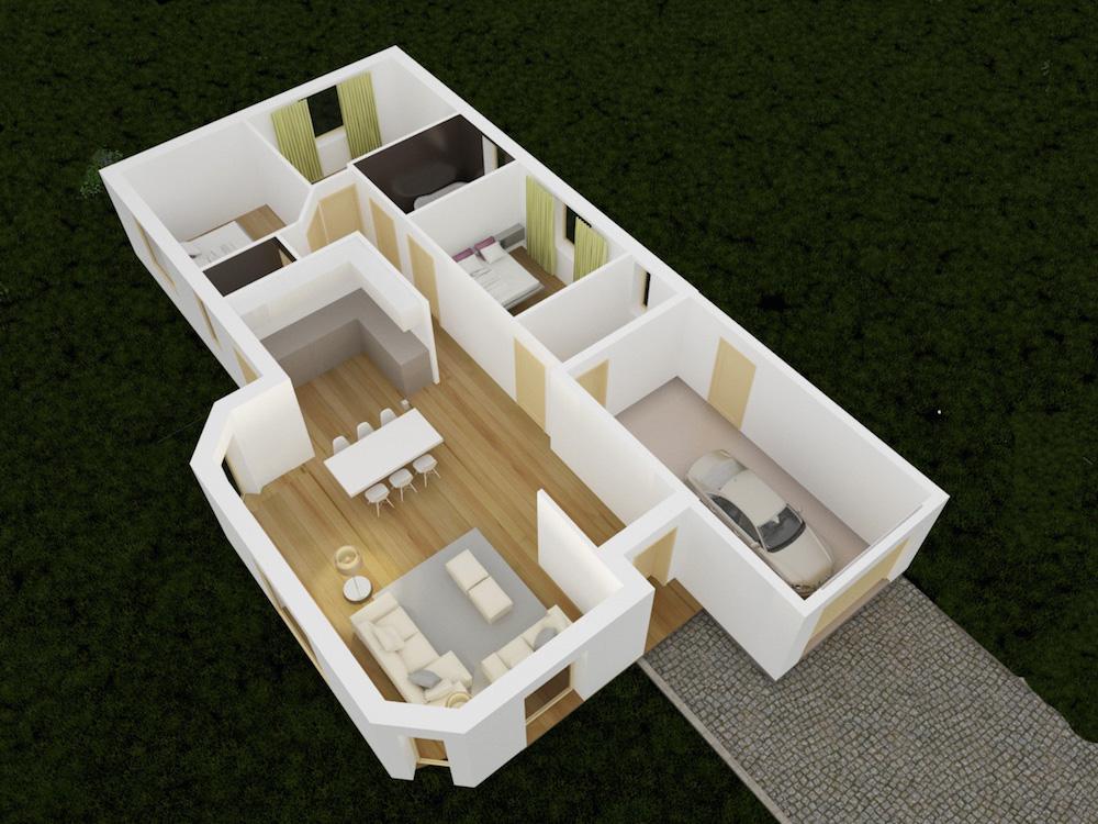 Maison Ideale Pour Terrain Etroit