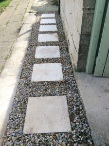 Driveway Landscaping Edging Walkways