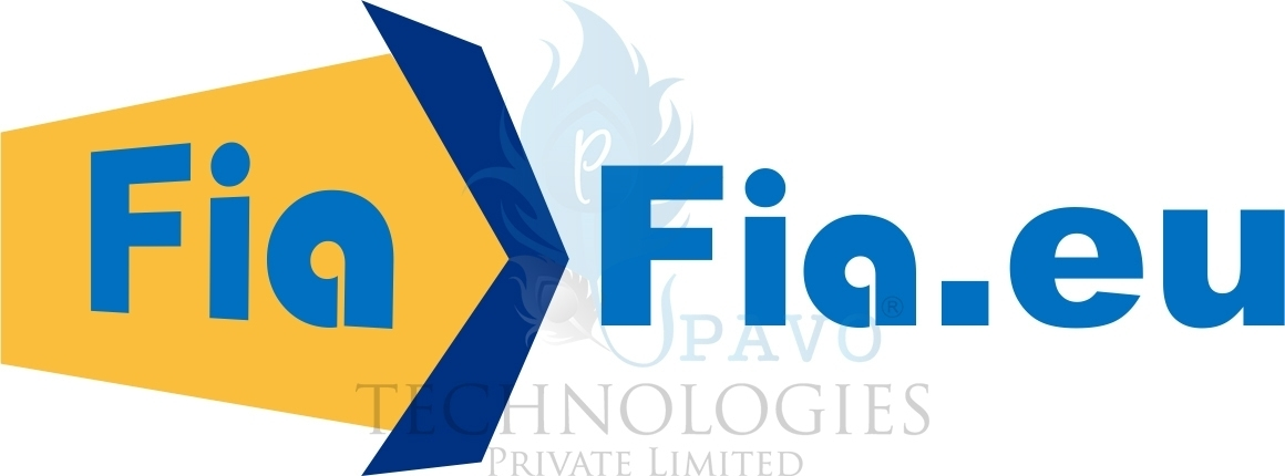 Logo Design for Fia Fia Website - Successfully Delivered Projects On-Time and On-Budget.