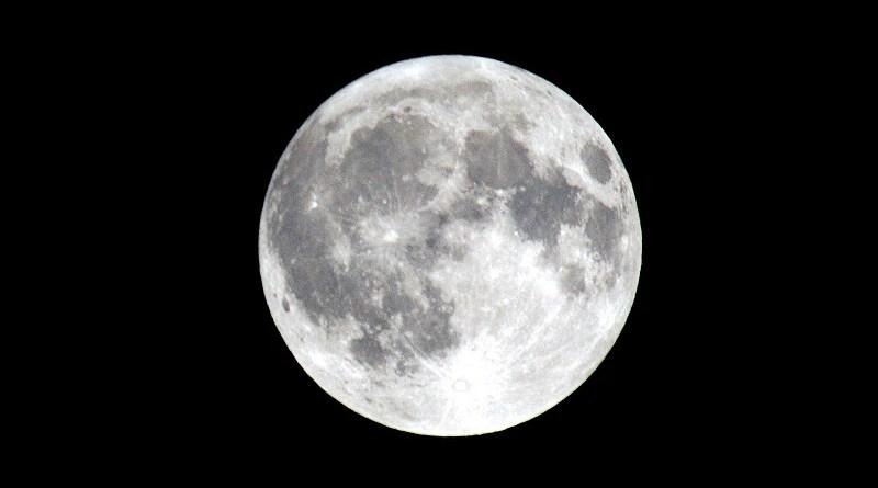 Pełnia księżyca - ikona