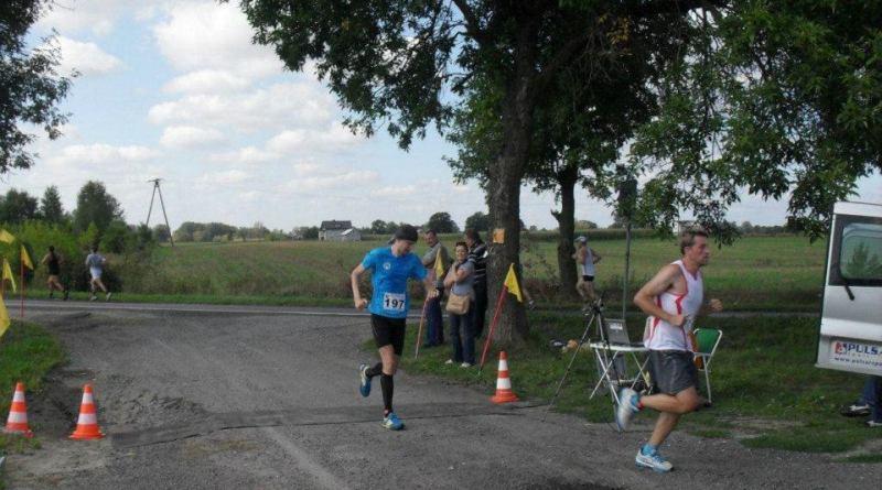 XXIX Połmaraton Sochaczew - półmetek w Konarach
