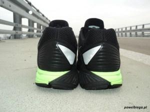 Nike Zoom Structure+ 16 Shield - od tyłu