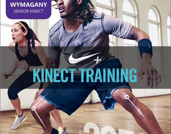 Nike+ Kinect Training - okładka