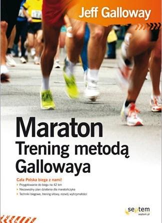Maraton: Trening metodą Gallowaya - okładka