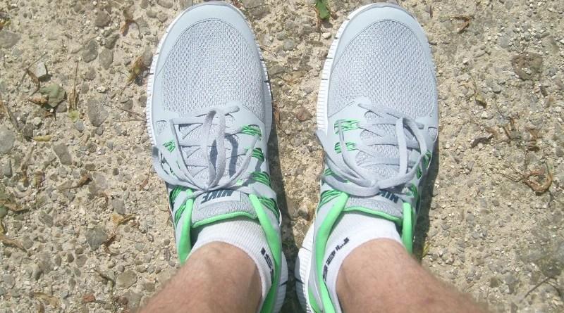 Nike Free 5.0+ na nogach