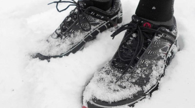Merrell Mix Master Tuff GTX - w kopnym śniegu