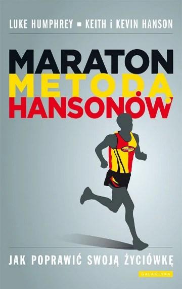 Maraton metodą Hansonów - okładka