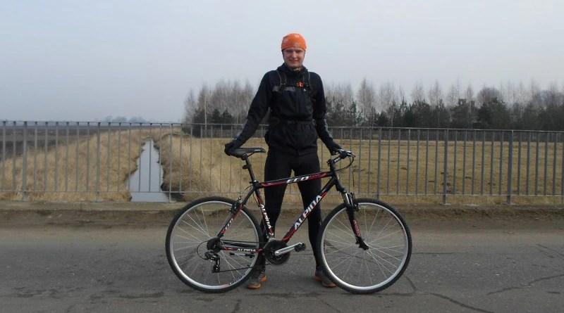 Alpina Eco C20 - z rowerem