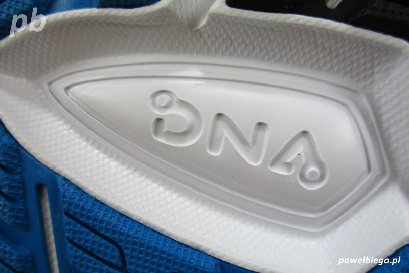 Brooks Launch 4 - DNA