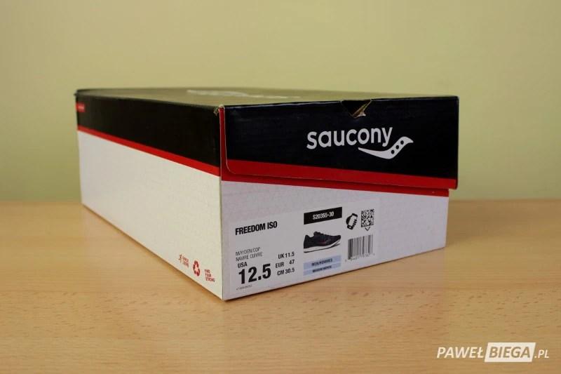 Pudełko - Saucony