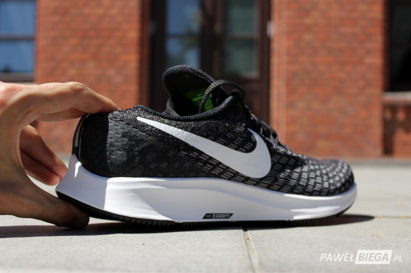 Nike Zoom Pegasus 35 - zapiętek