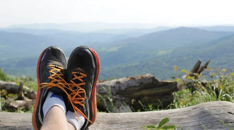 Najlepiej amortyzowane buty do biegania w terenie