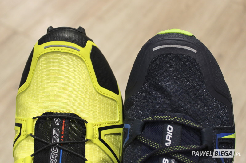 Salomon Speedcross vs Vario - cholewka
