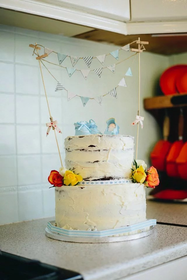 christening baptism cake sligo
