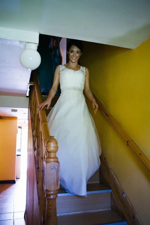 Wedding photographer Sligo Castle Dargan-13