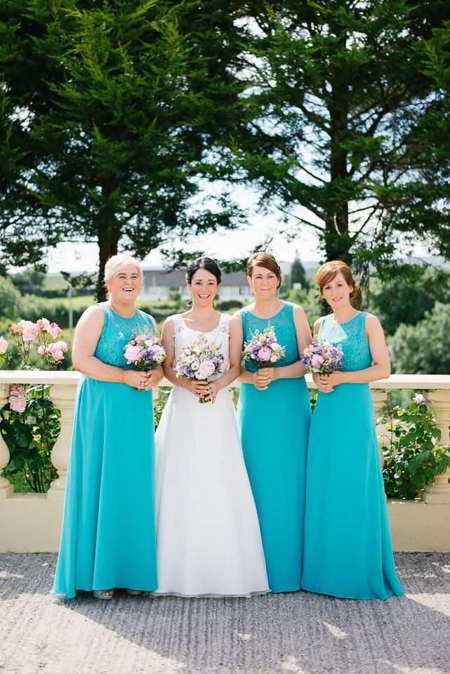 Wedding photographer Sligo Castle Dargan-17