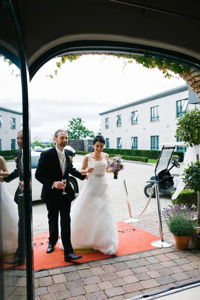 Wedding photographer Sligo Castle Dargan-55