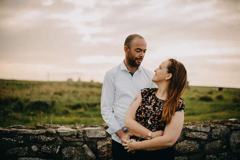 Sinead & Ashley engagement photography sligo-3