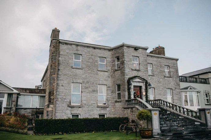 Glenlo Abbey Hotel, Galway, Ireland wedding venue