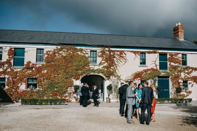 Castle Dargan Wedding Venue in Sligo