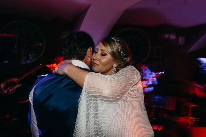 first dance in markree castle wedding