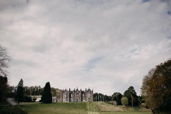 Belleek Castle in Ballina, Co. Mayo