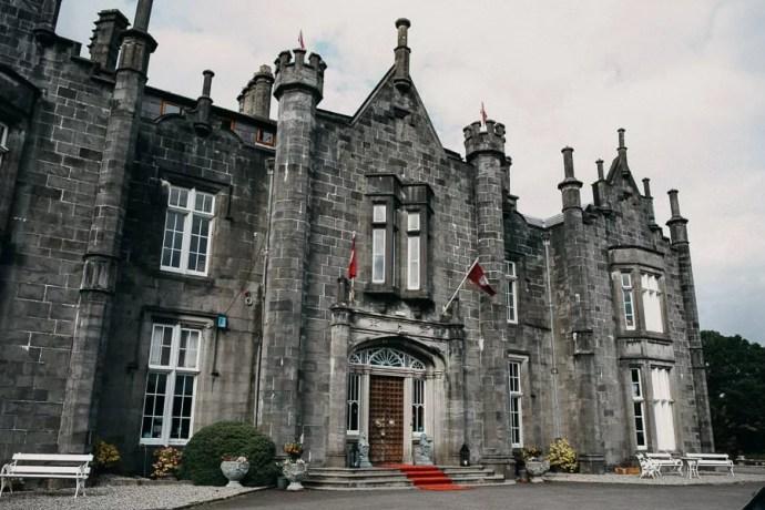 Belleek Castle wedding venue