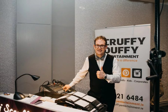 scruffy duffy in clayton hotel sligo
