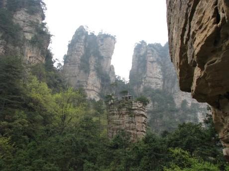 Zhangjiajie - totu kręcono Avatara 2