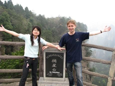 Zhangjiajie - totu kręcono Avatara 7