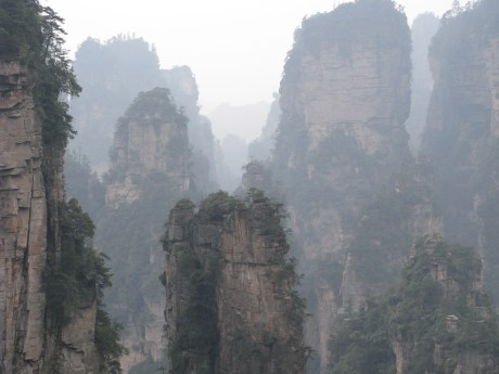 Zhangjiajie - totu kręcono Avatara 27