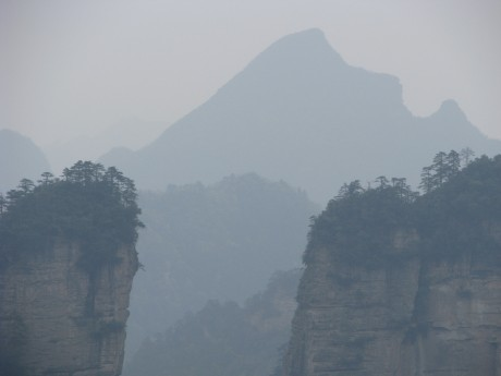 Zhangjiajie - totu kręcono Avatara 32