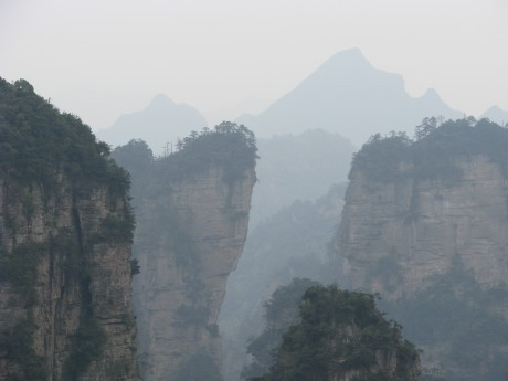 Zhangjiajie - totu kręcono Avatara 33